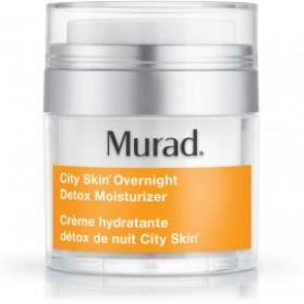 City Skin® Overnight Detox Moisturizer 50ml